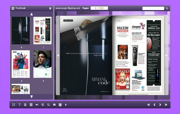 Flipbook Digital Publishing Software