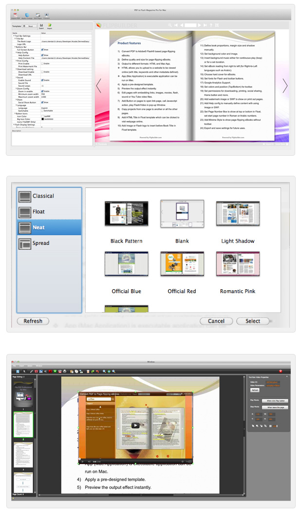 Page Flipping PDF Pro for Mac