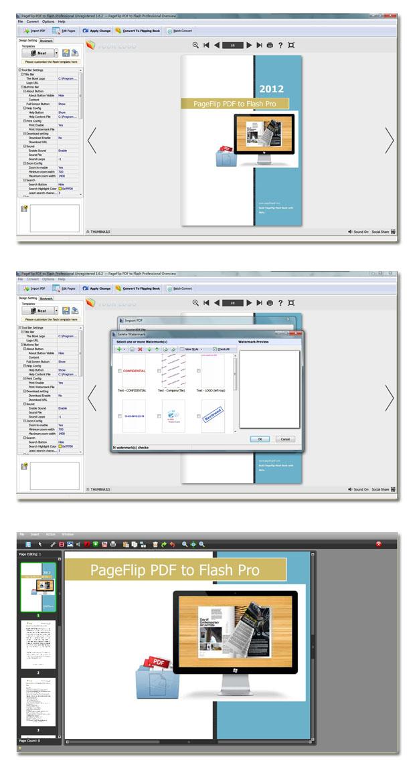 Page Flipping PDF Pro full screenshot