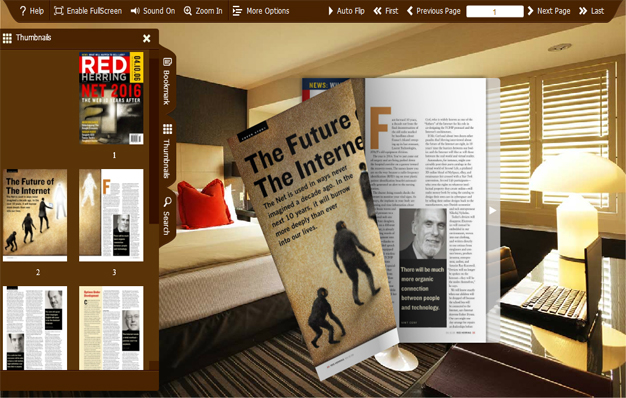 PDF2Flash for Html5